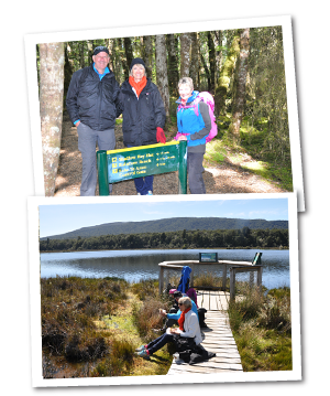 Guided Day Walks with Fiordland Walks