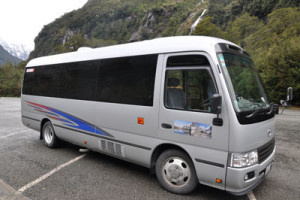 Toyota Coaster Super Lounge