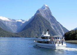 Milford Sound Day Tours with Fiordland Tours, departing Te Anau, NZ
