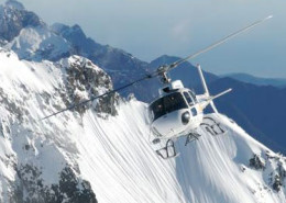Helicopter to Mt Tutoko with Fiordland Tours