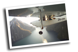Milford Sound Tours with Scenic Flight